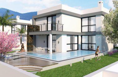 Girne Satılık Havuzlu Villa 0