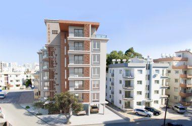 Mağusa Satılık Deniz Manzaralı Penthouse 0