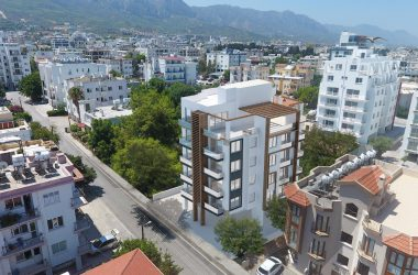 Flat For Sale In Kyrenia With Mountain View 0